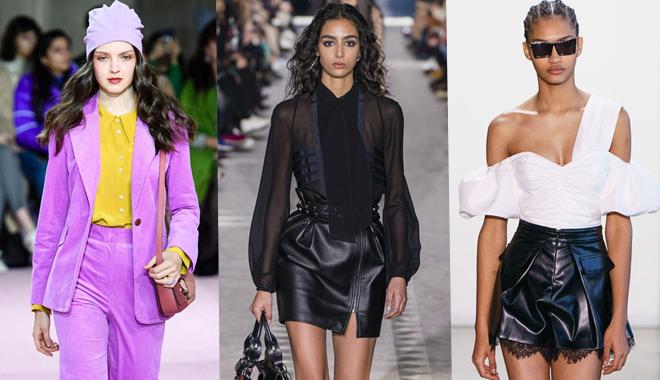 错过纽约时装周 也不能错过这5大开年新趋势