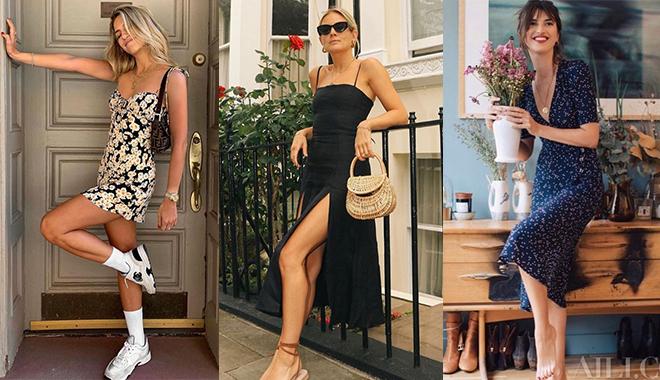 8件近期最爱连衣裙大分享  让你轻松美一夏