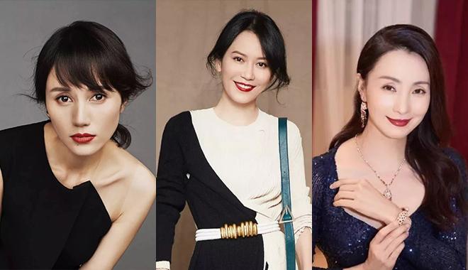 陶虹、咏梅同框气质优雅 40岁女演员有一种阅历美