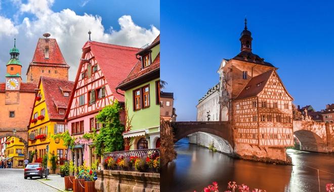 全球绝美的35个小镇 看看你去过几个?
