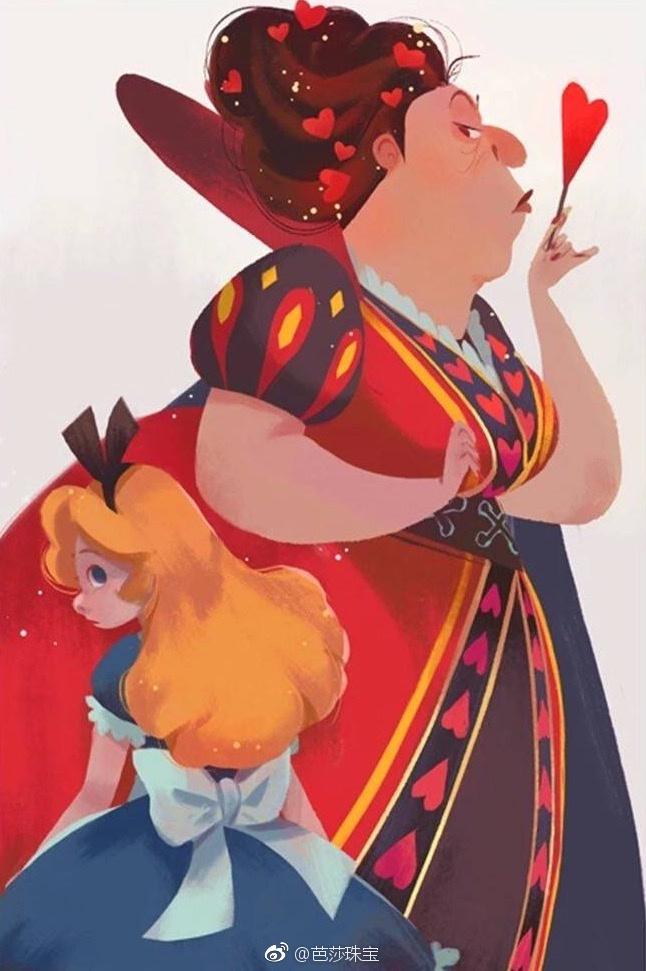 童话珠宝 充满童趣的小人国世界图片