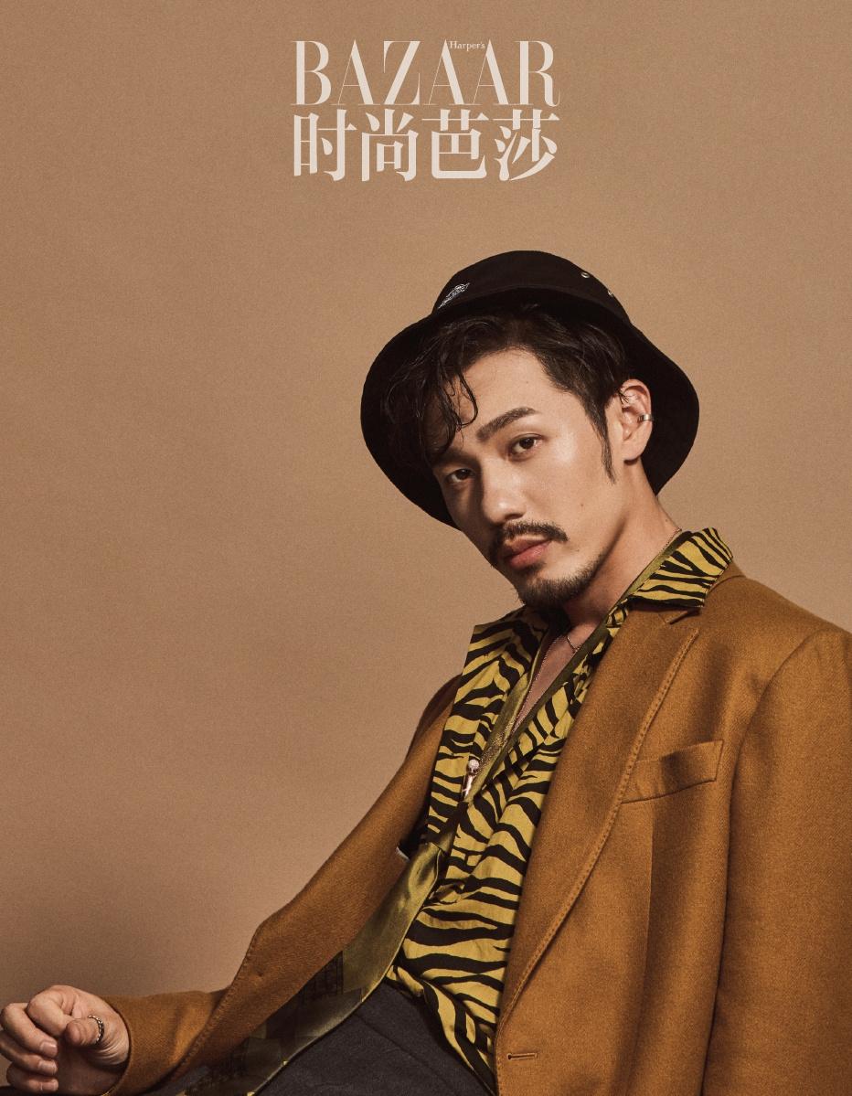 朱一龙白宇时尚芭莎大片 镇魂兄弟合体帅出新高度