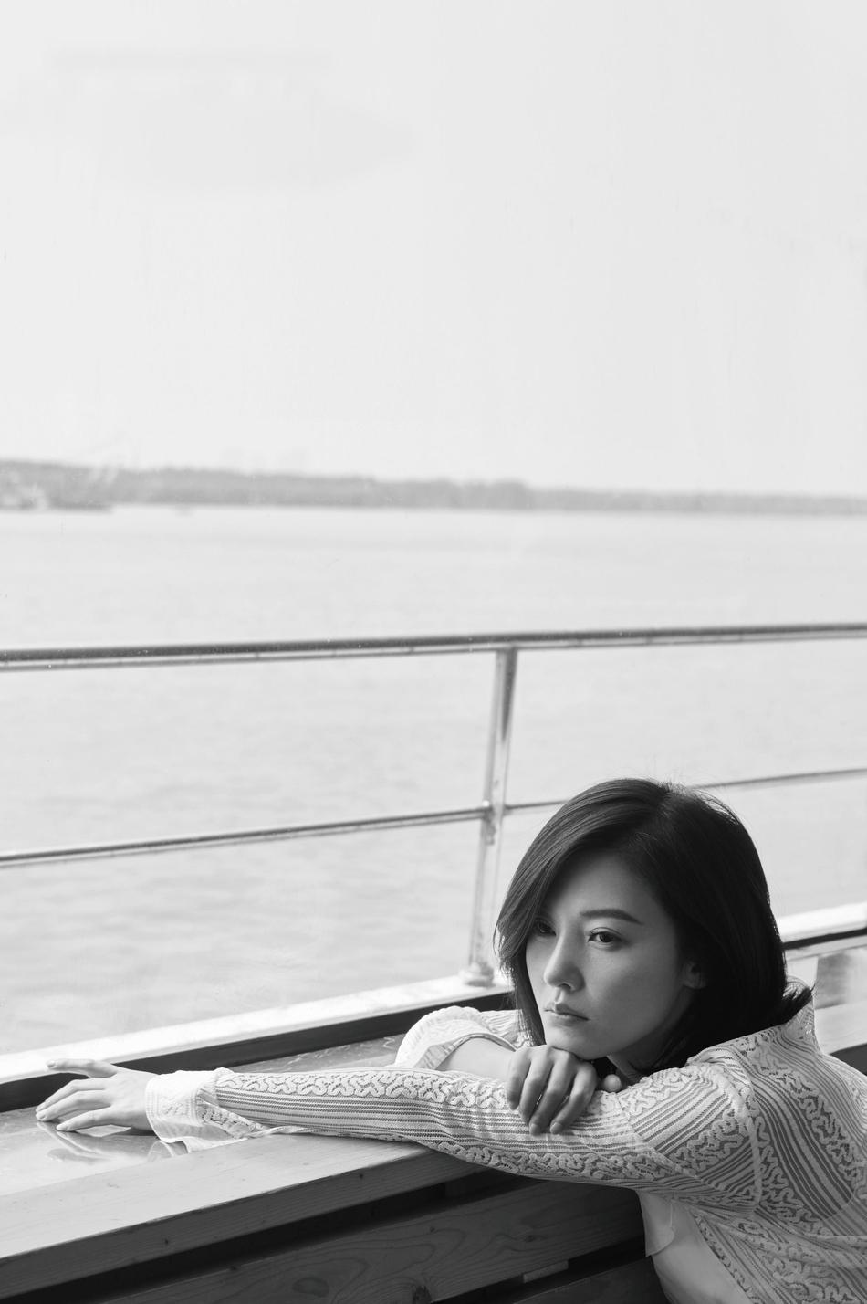 杨子姗登《NYT Travel》周年刊封面 南京女孩古都演绎高级质感