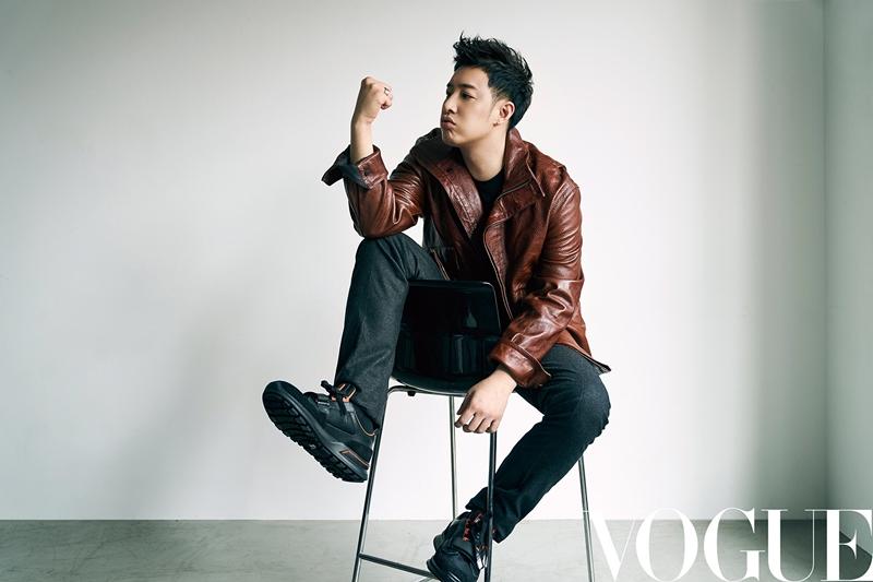 潘玮柏登《Vogue》九月刊 深沉内敛展熟男气质