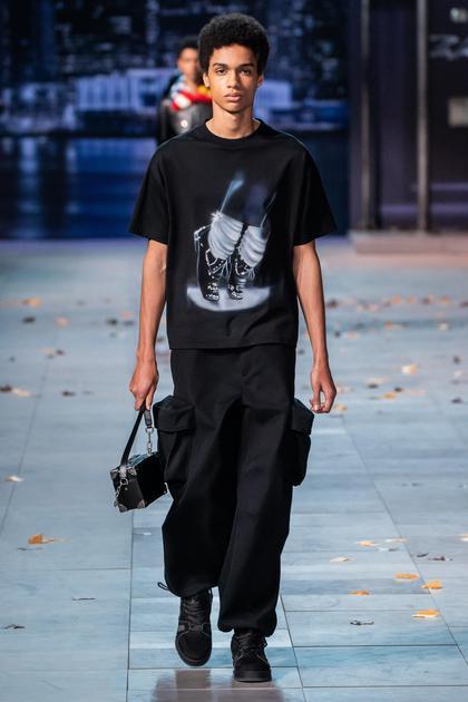Louis Vuitton2019年秋冬男装系列