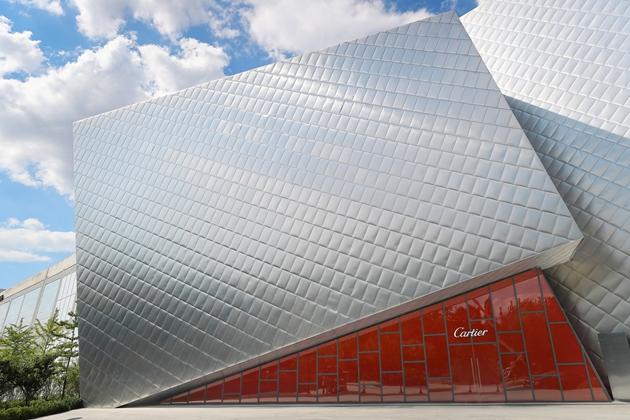 卡地亚全新COLORATURA高级珠宝展 – 北京民生现代美术馆