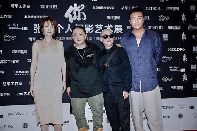 张曦2019个人摄影艺术展 北京曦烽摄影学院十周年联展