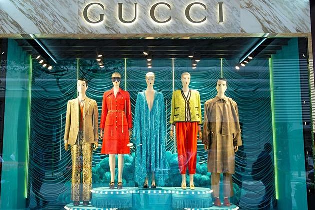 Gucci与Facebook联手打击假货