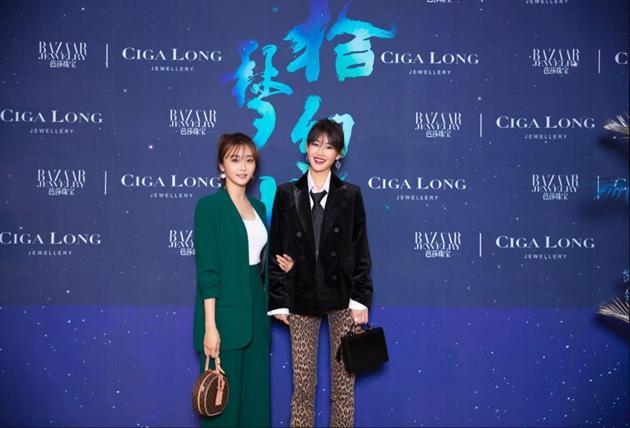 左起:歌手/演员_陈冰、演员_陈燃