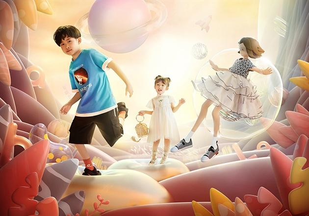"""巴拉巴拉x天猫超级品牌日""""梦无止境""""超级大秀开幕在即"""