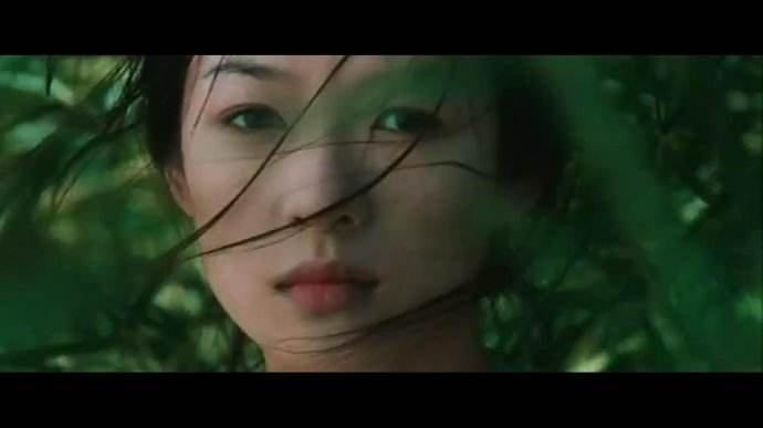 叶锦添在《卧虎藏龙》中获最佳美术指导