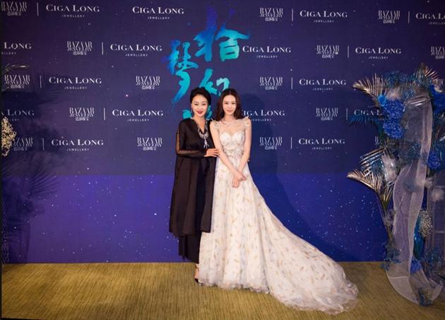 左起:演员_王姬、演员_高丽雯