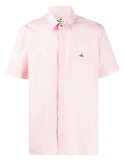VIVIENNE  WESTWOOD  刺绣衬衫