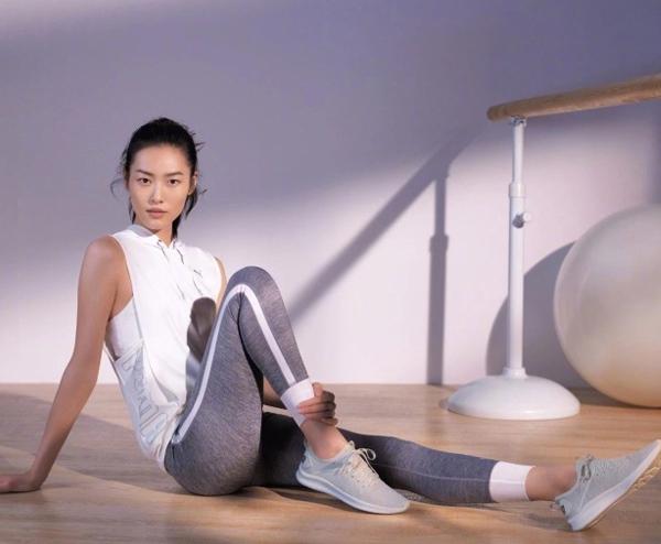 表姐刘雯的全新身份PUMA全球品牌代言人