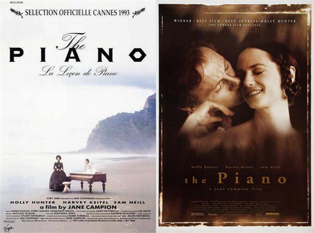 《钢琴课》