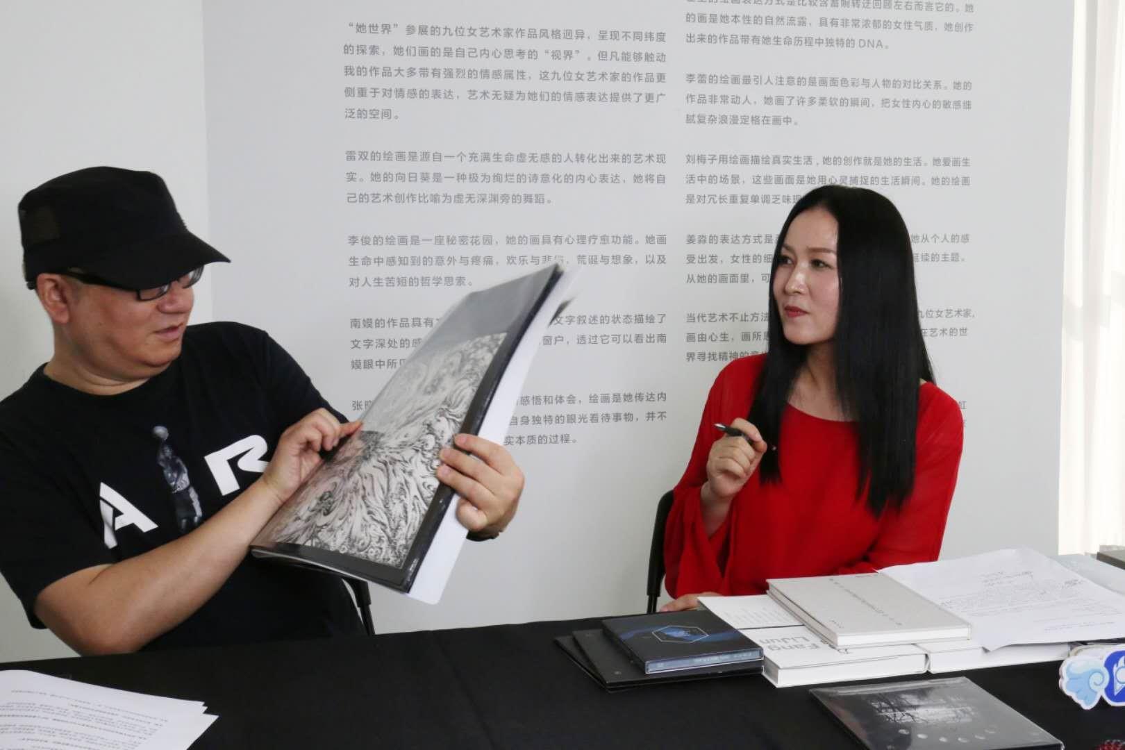 """""""艺术网红季"""":艺术文化创造直播新范式"""