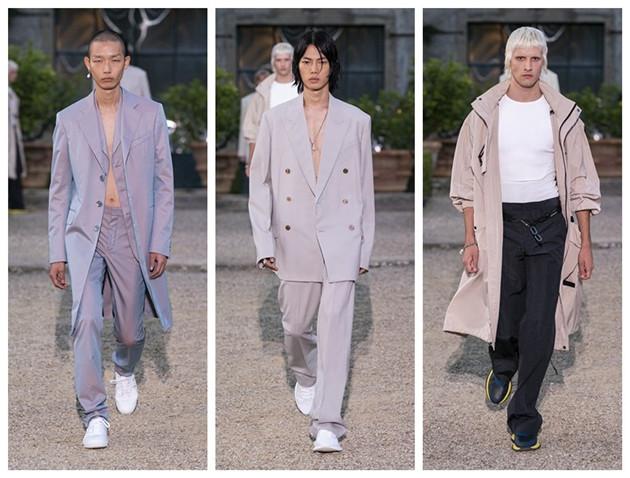 纪梵希 2020春夏男装系列