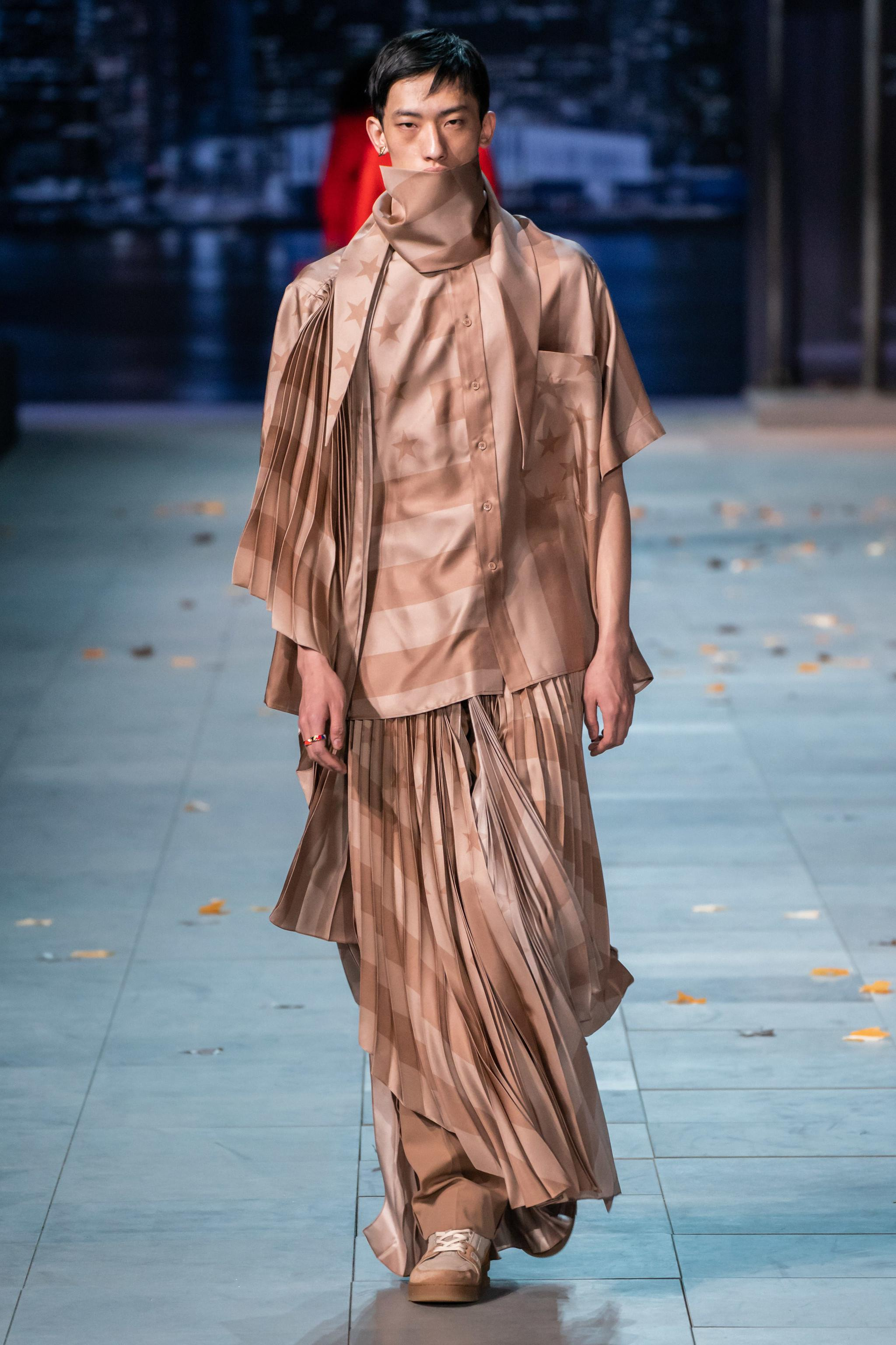 Louis Vuitton裙装