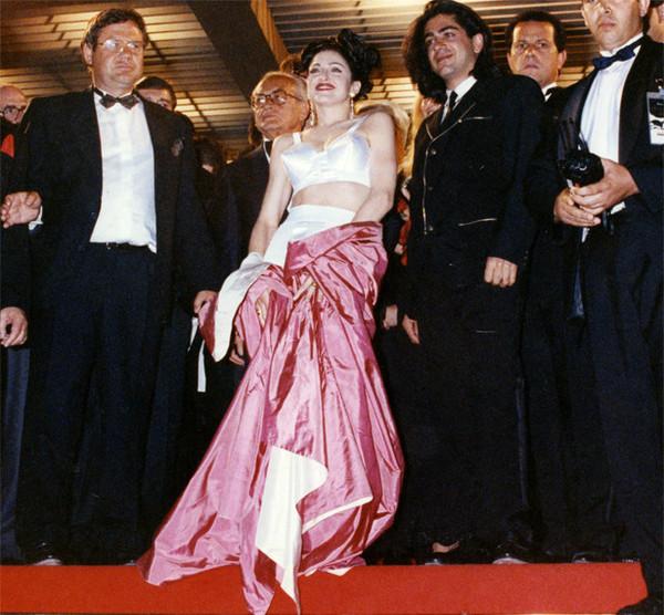 麦当娜 ,1991年戛纳电影节