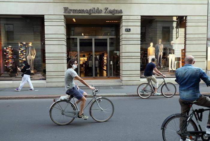 Ermenegildo Zegna收购顶级面料制造商控制权