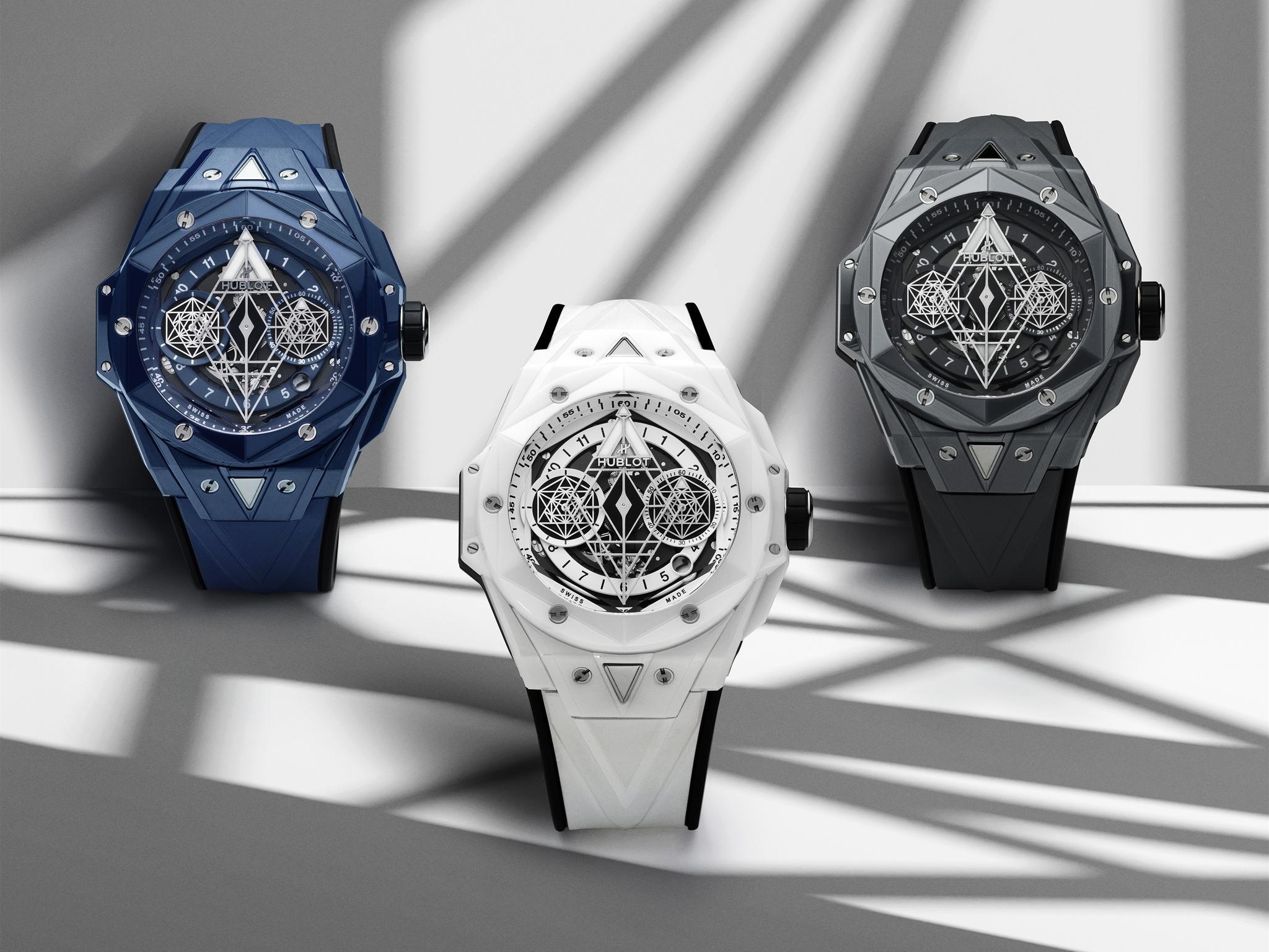 HUBLOT宇舶表多款全新腕表作品呈现 演绎新时尚