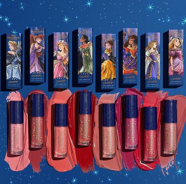 Colourpop x Disney Lux Liquid Lip 唇釉