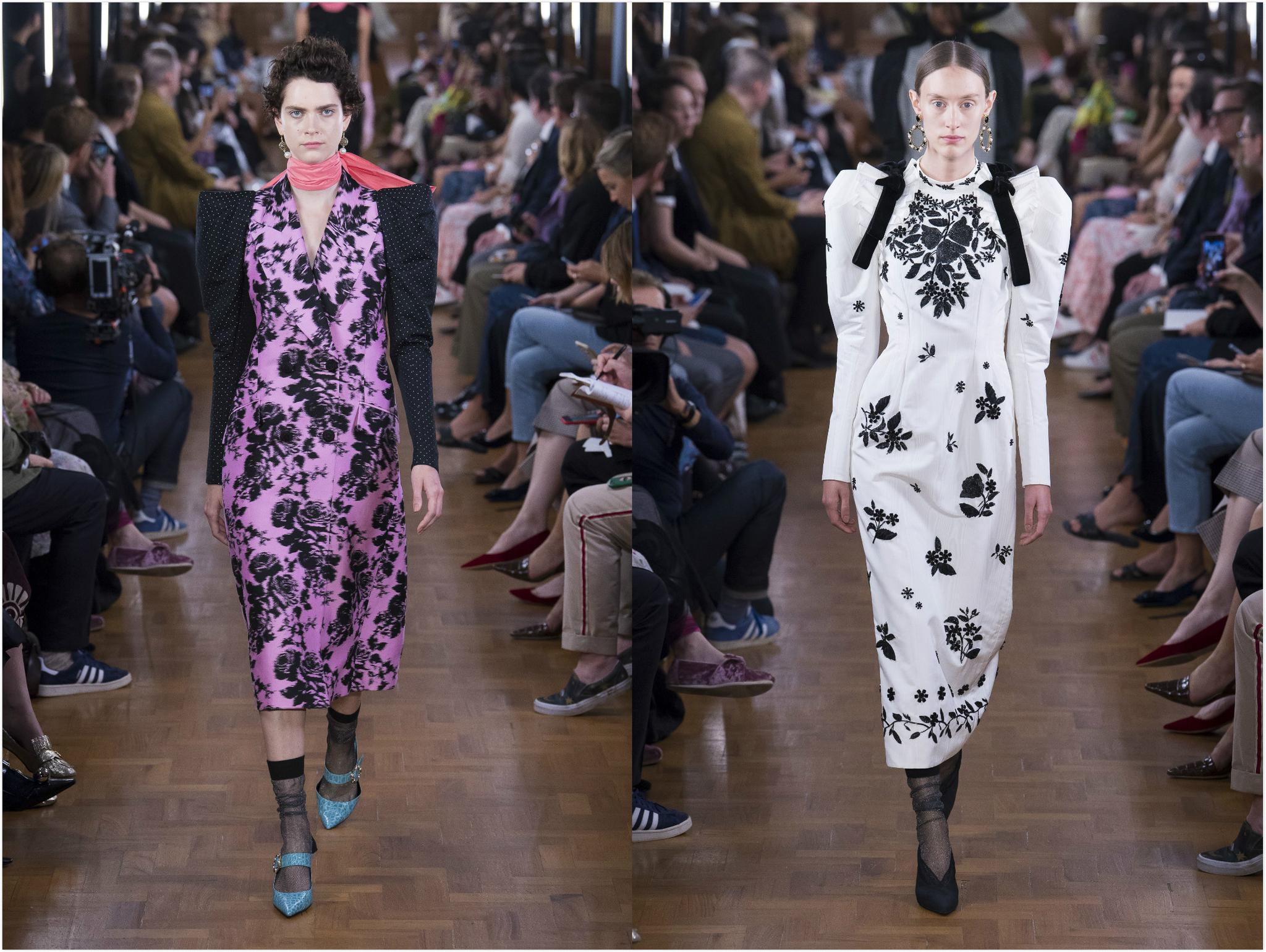 Simone Rocha 2019伦敦春夏时装周