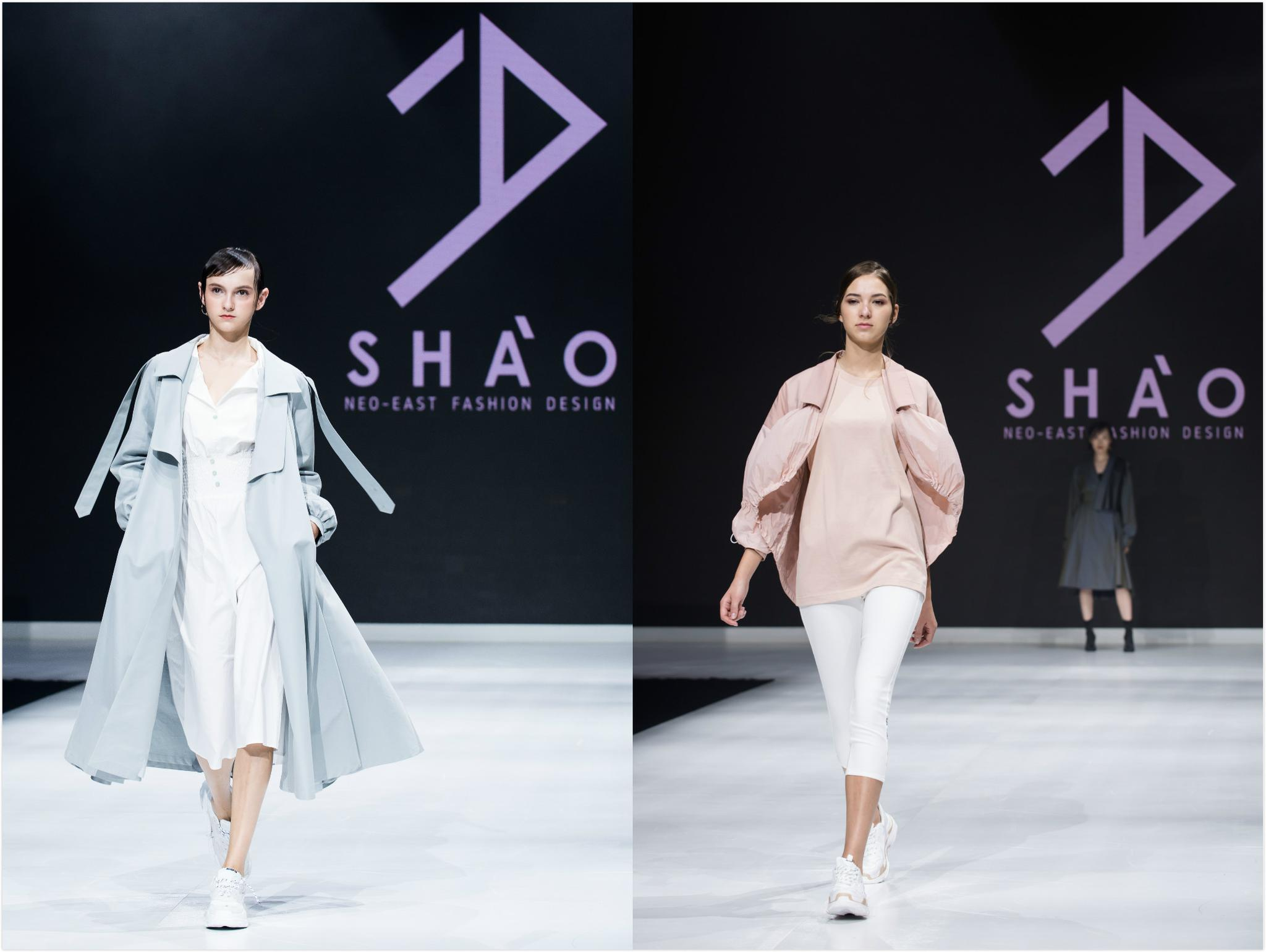 2019北京时装周余少群SHAO春夏发布会