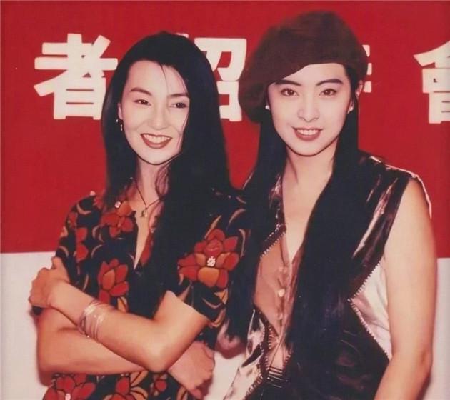 張柏芝和王祖賢