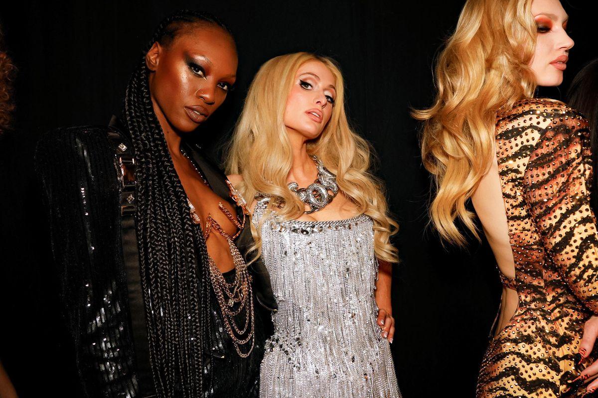 The Blonds2019秋冬纽约时装周 The Blonds 秀场