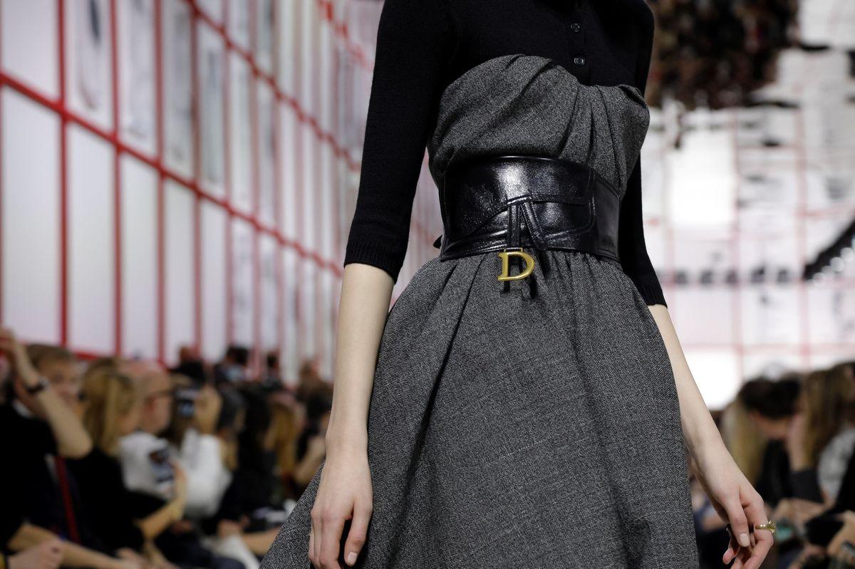2019秋冬巴黎时装周 Dior秀场