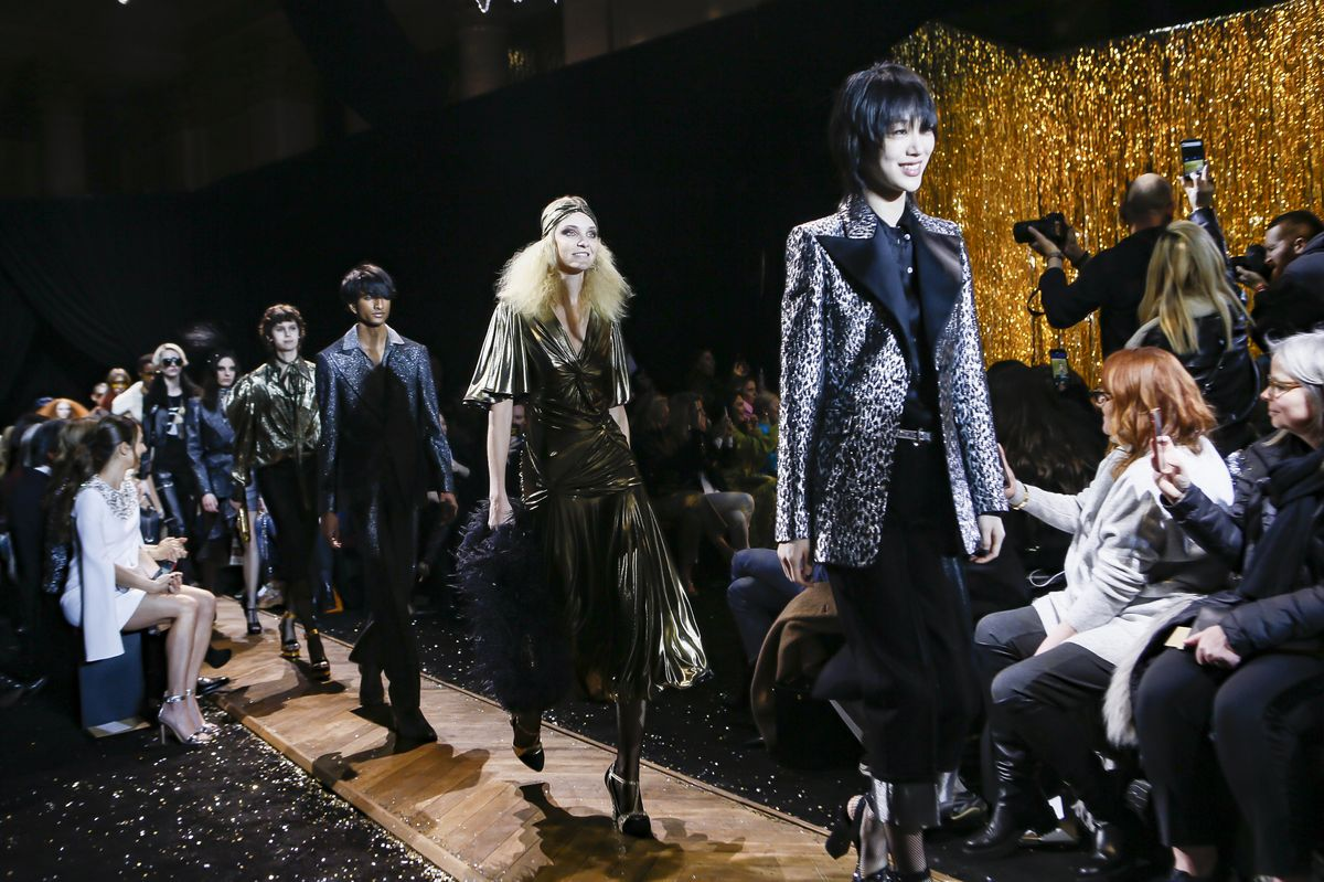 Michael Kors Collection Ready To Wear Fall Winter 2019 New York