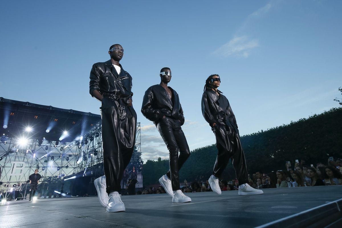 Balmain 2020巴黎男装周