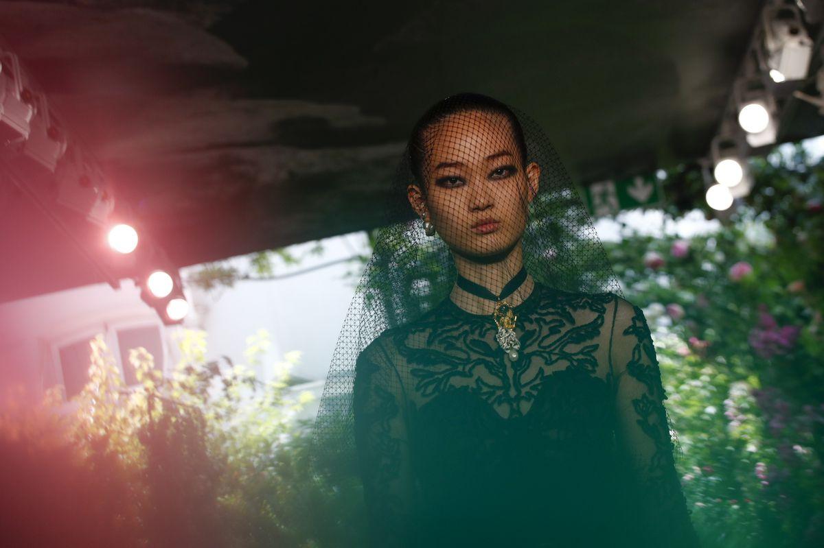 2019 Dior 秋冬高定系列
