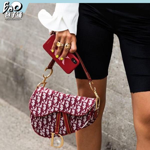 Dior Saddle包包