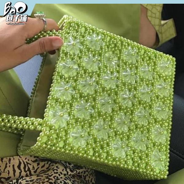 草绿色系包包