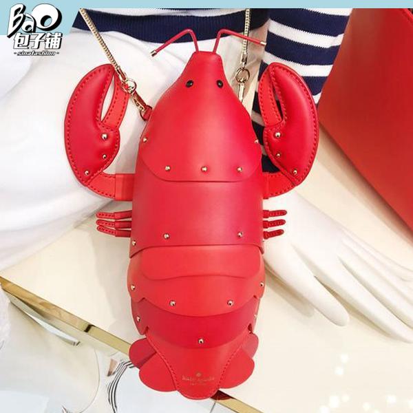 Kate Spade的龙虾包