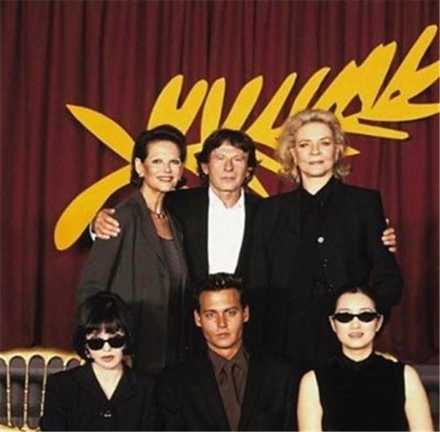 1997年巩俐成为第50届戛纳电影节评委