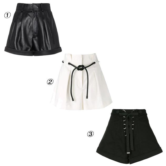 A字型高腰裤单品推荐