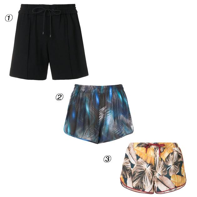 运动风短裤单品推荐
