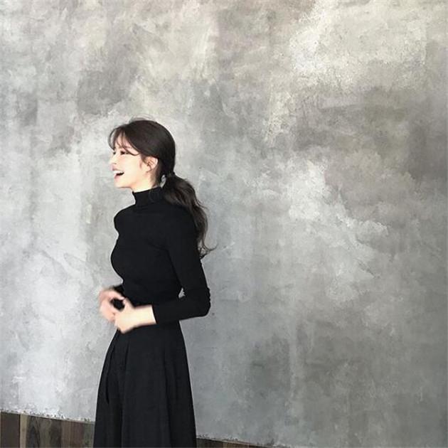 优雅小黑裙搭配