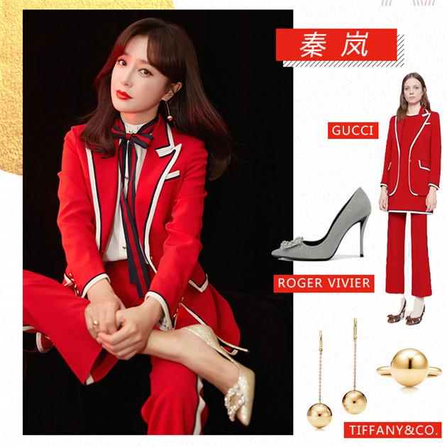 march:刘涛这次选择了蓬松减龄的八字刘海,与清新的西柚色唇膏和仙气图片