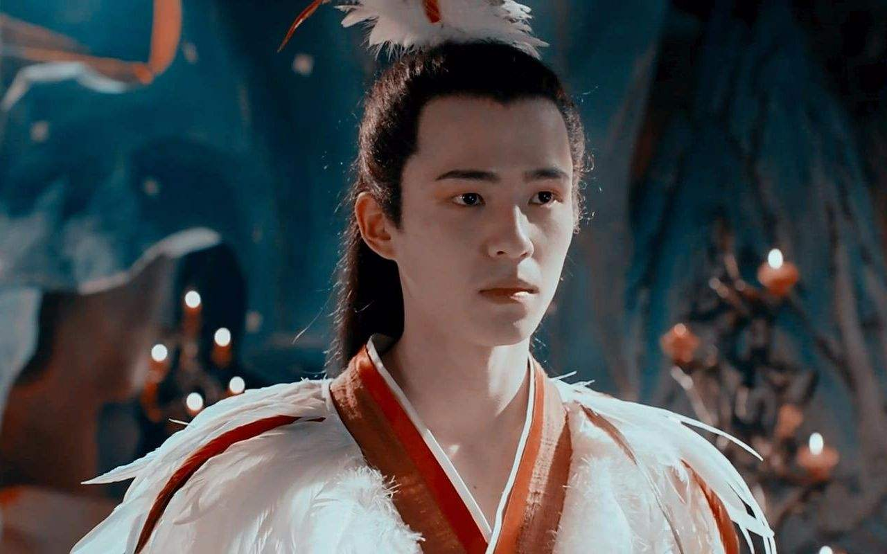 《妖猫传》刘昊然