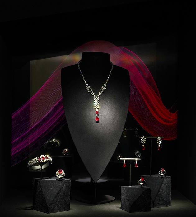 COLORATURA系列高级珠宝 CERES