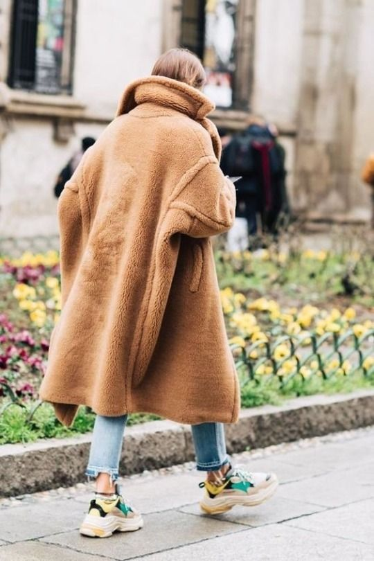 泰迪熊式大衣