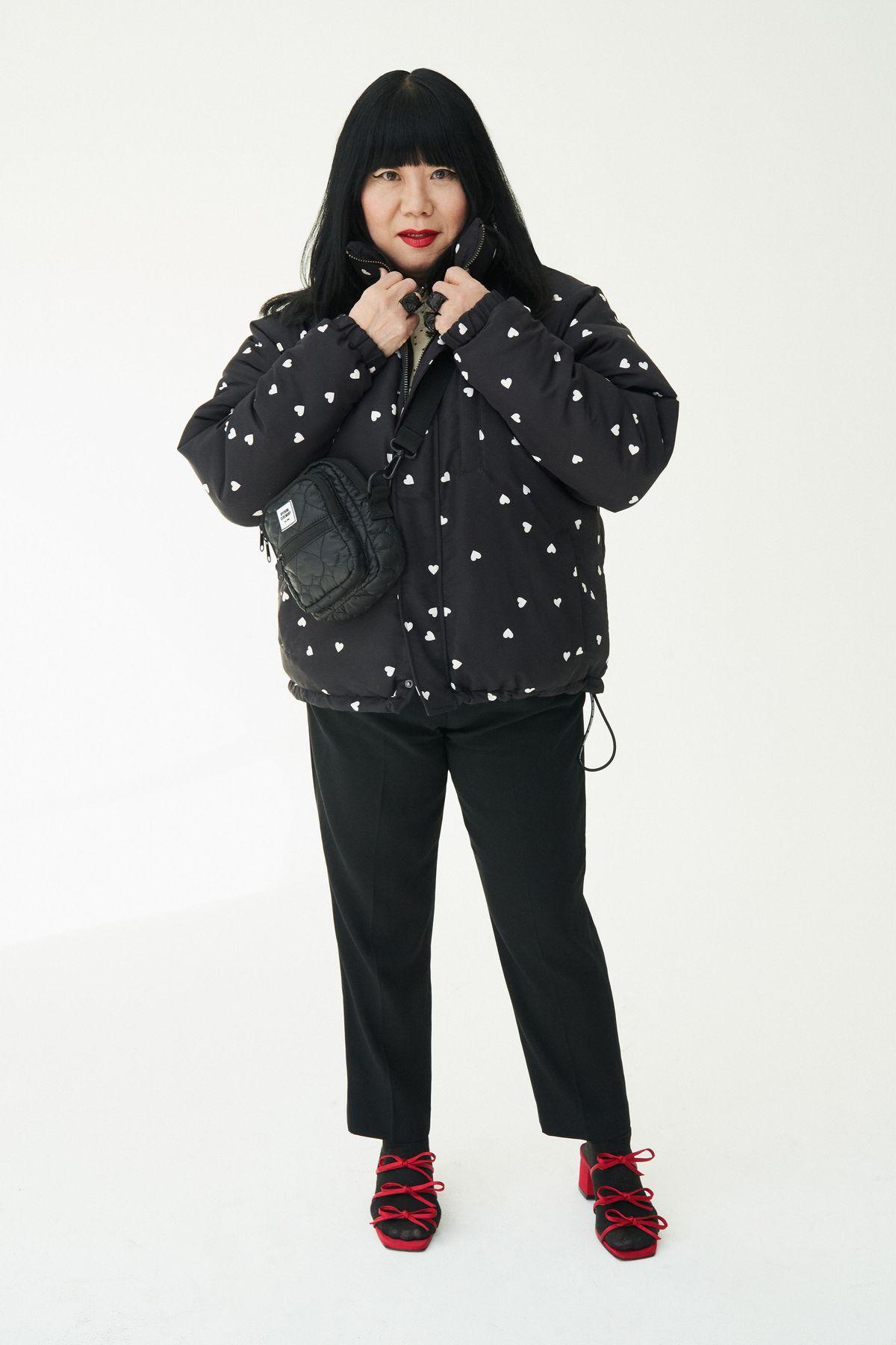 设计师Anna Sui