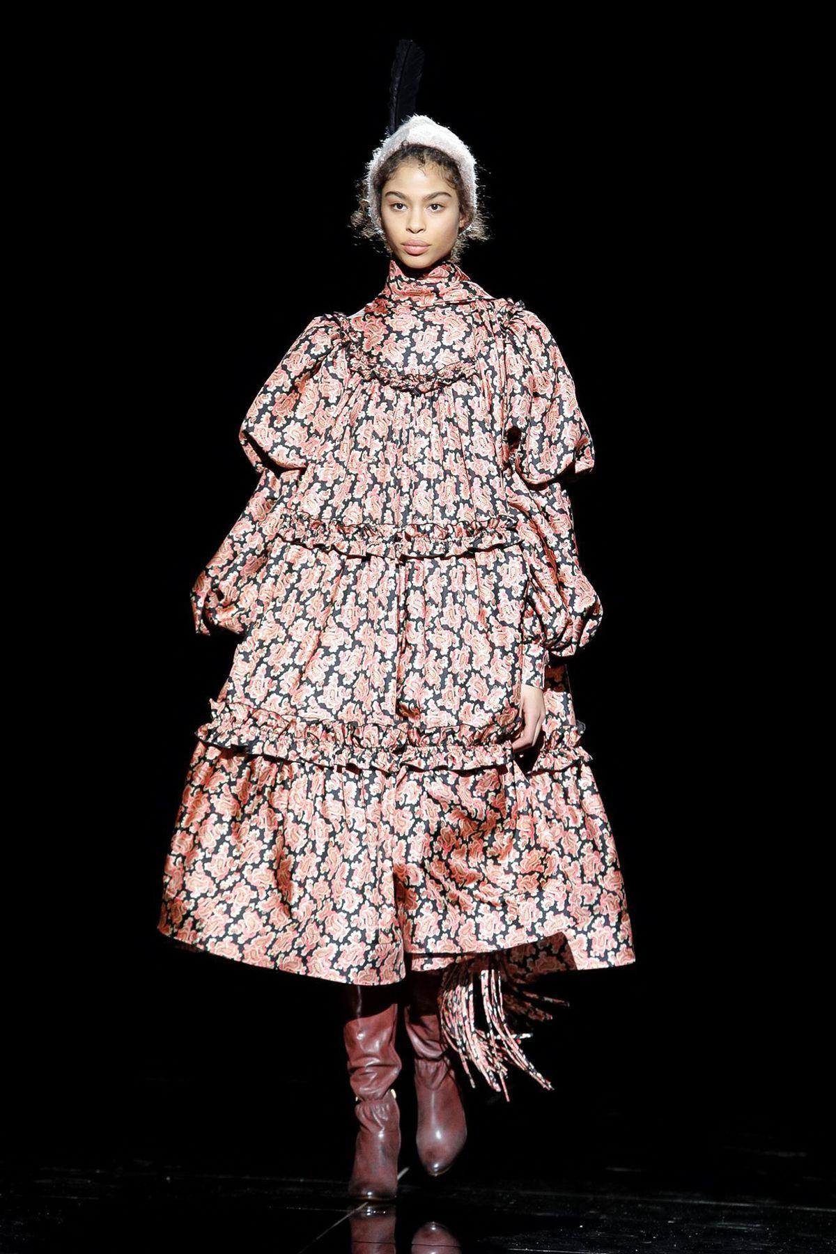 2019秋冬纽约时装周 Marc Jacobs秀场