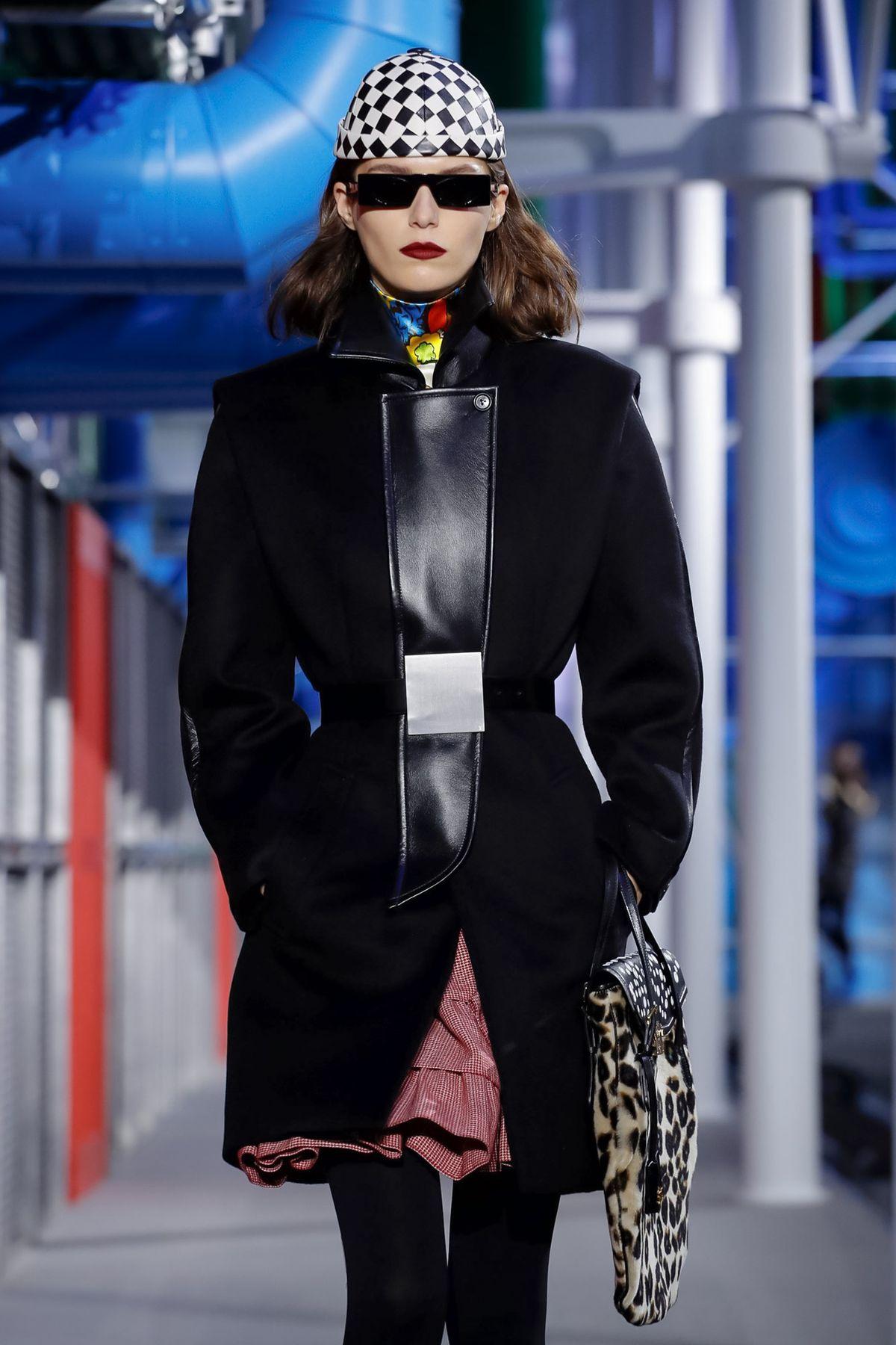 2019秋冬巴黎时装周 Louis Vuitton秀场