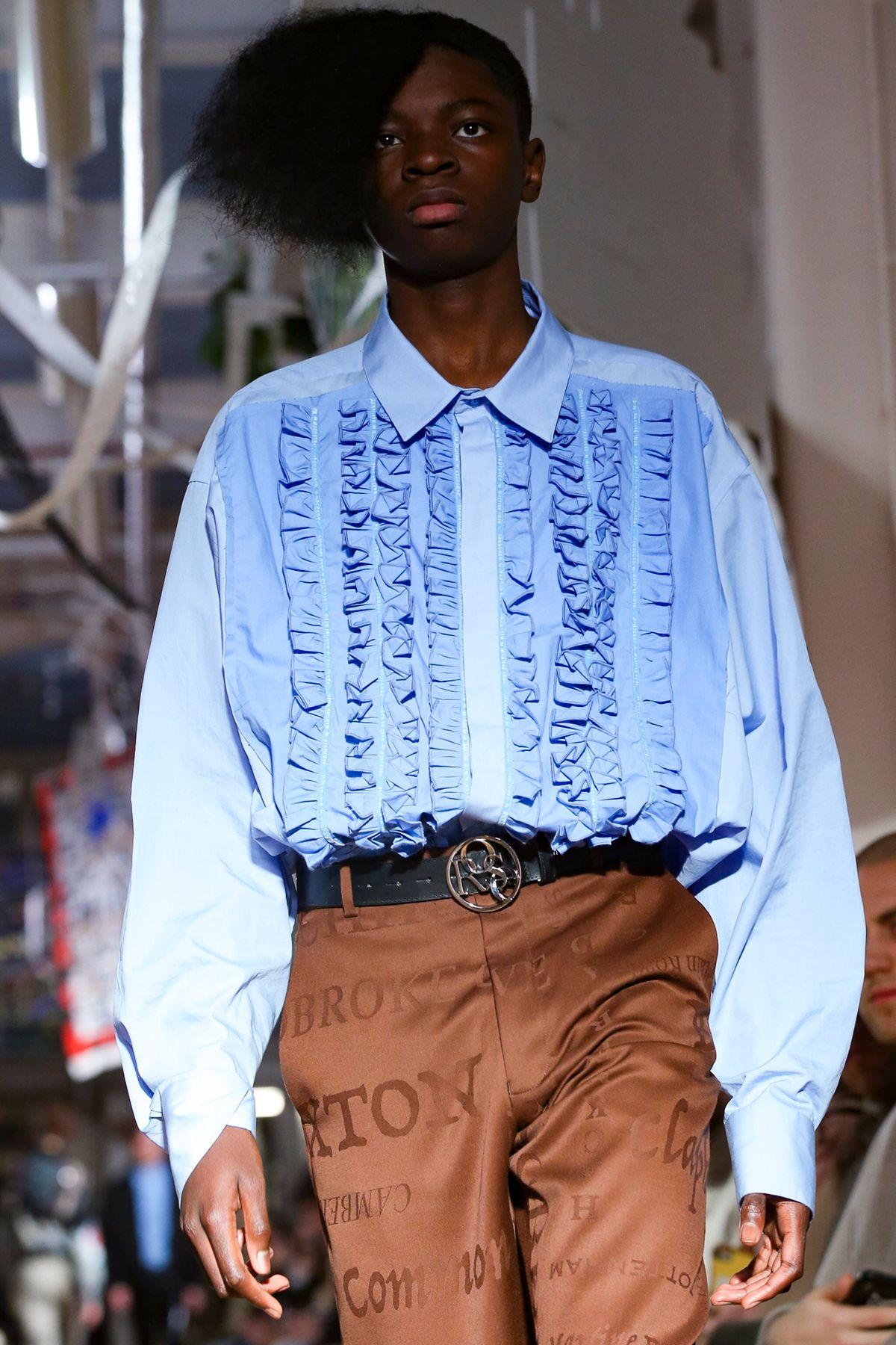 Martine Rose Menswear Fall Winter 2020 London