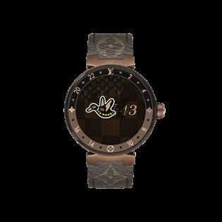 路易威登Tambour Horizon智能腕表推出全新表面